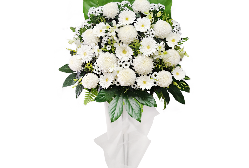 Funeral Flower Suggestions from a florist in kl