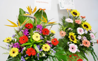 Business Opening Flower Ideas from a Florist in KL